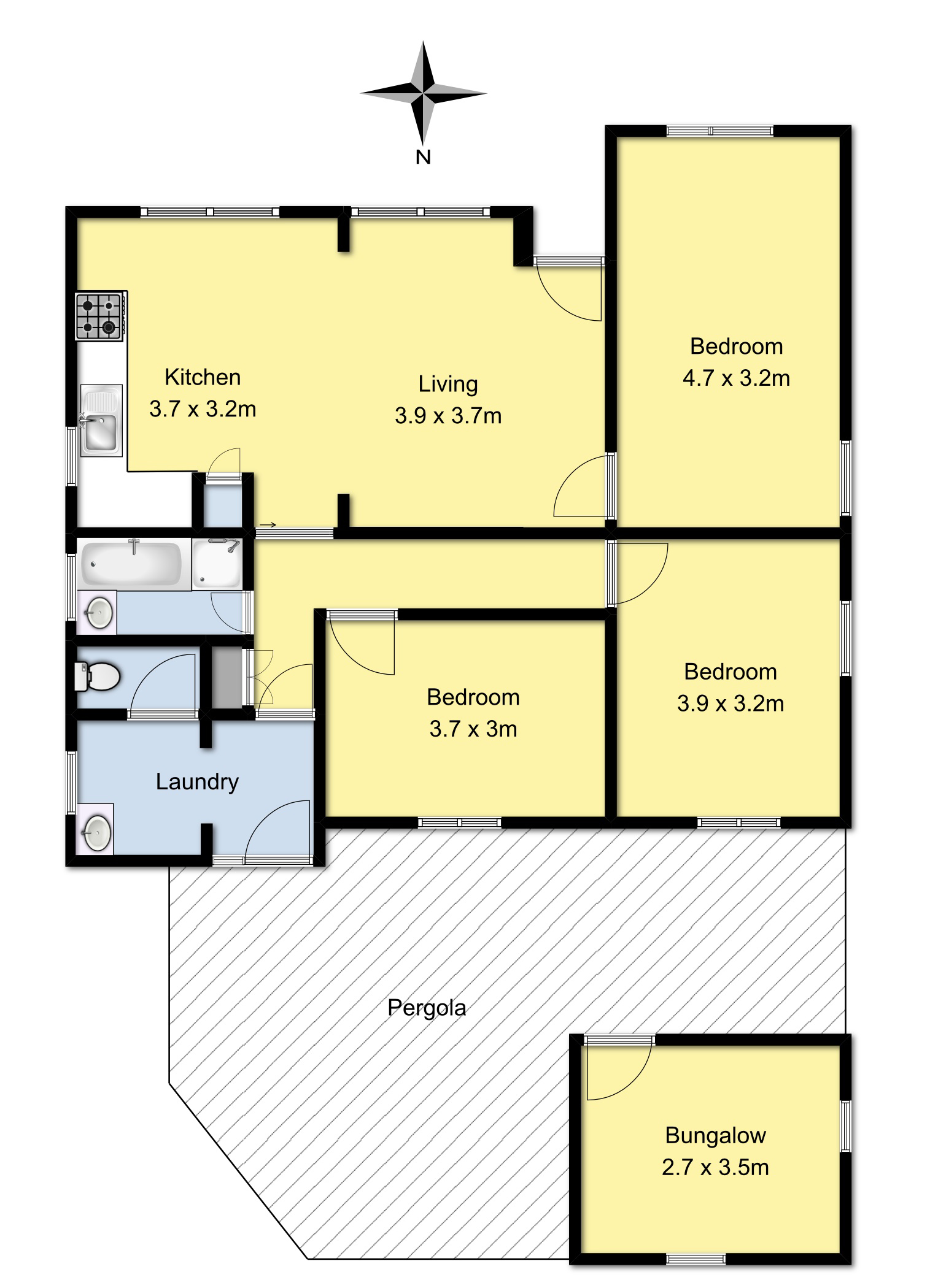 Color FloorPlan